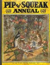 Pip & Squeak Annual 1924, Various, Good Condition Book, ISBN