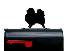 Pomeranian Dog Mailbox Topper / Plaque / Sign - Made in USA