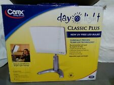 Carex Day-Light Classic Plus Bright Light Therapy Lamp - 10000 LUX - Sun Lamp