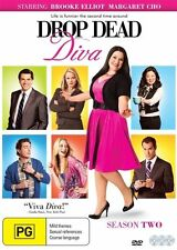 Drop Dead Diva : Season 2 (DVD, 2015, 3-Disc Set) BRAND NEW SEALED