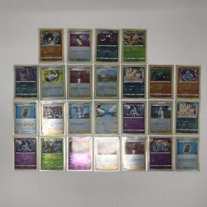 25x Champions Path Reverse Foil Cards Bundle - Mint Condition