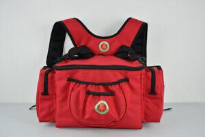 Disc Golf Cooler Bag with Removable cooler - Backpack straps - Shoulder Strap