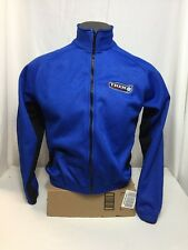 Trek Racing VW Blue Soft shell Jacket Small