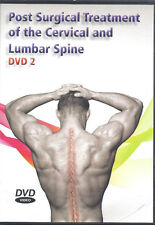 MEDICINE rehab DVD Post Surgical Treatment of Cervical & Lumbar Spine BACK care