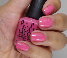 OPI Suzie Has A Sweet Tooth Pink Creme Nail Polish Lacquer N46 New Bottle TM