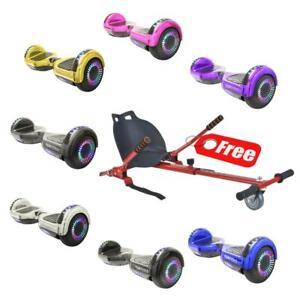 "FREE KART 6.5"" Hoverboard Electric Self-Balancing Scooter Hover Board Skateboard"