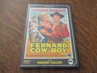 dvd fernand cow-boy avec FERNAND RAYNAUD