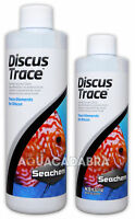 SEACHEM DISCUS TRACE 250g 500g NUTRIENTS TRACE ELEMENTS AQUARIUM FISH TANK