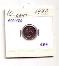 Olanda Nederland   10 cent  1973      BB+    (m477)