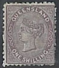 Lightly Hinged Australian State & Territory Stamps