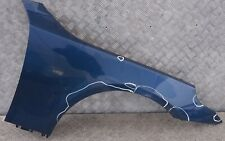 BMW 5 Series E60 E61 Front Right Wing Fender Side Panel O/S Mysticblau Blue