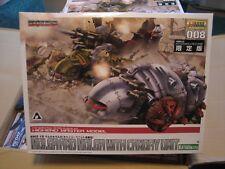 Zoids Kotobukiya HMM 008 EMZ-15 Molga & Molga Cannory model kit - Mint in Box