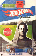 HOT WHEELS LIMITED EDITION   SHANE WARNE SPIN KING FREE SHIPPING