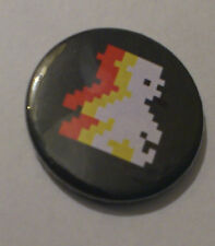 Jet Set Willy Badge 25 mm Pin Bouton Rétro jeu Amstrad Commodore 64 CPC 464