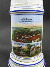 Riservisti brocca boccale Reservistika Wallerstein Scuola di equitazione souvenir