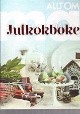 Buch Kochbuch Weihnachten SCHWEDISCH: JULKOKBOKEN,Allt Om Mat,Kochen,Backen Jul