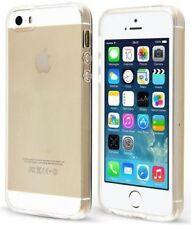 Pour Iphone 5 5S Coque Gel en Silicone Transparent