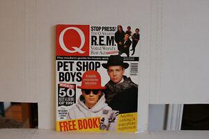 Q Magazine January 1992 (Pet Shop Boys, REM, My Bloody Valentine)