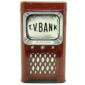 Tin Television Advertising Bank