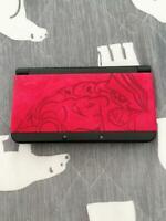 Nintendo 3DS Console Body Groudon Edition Pokemon Center Limited Item