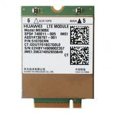HUAWEI ME906E NGFF LTE/HSPA+ FDD 4G WWAN EDGE GPRS GSM GPS Module Card 3G Modem