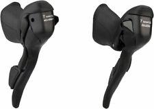 microSHIFT R7 Drop Bar Shift Lever Set 2 x 7-Speed Short Reach