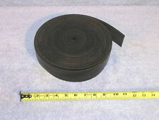 25' RV Black Wedge Rubber Insulating Molding Trim Door Slide Weather Seal Gasket