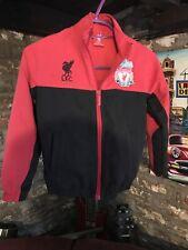 Liverpool Chándal Chaqueta Childs Niños Juventud 6 7 años