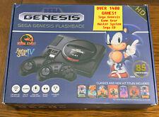 atGames SEGA Genesis Flashback HD Console 85+1400 Games Game Gear, Master System