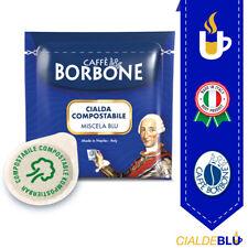 600 Cialde compostabili Borbone ESE 44 mm miscela BLU
