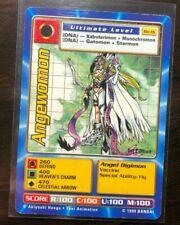 BANDAI DIGIMON 1999 - CARD Bo-16 Angewomon 1st