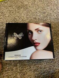 Luminess Air Premium Airbrush Cosmetic System New In Box