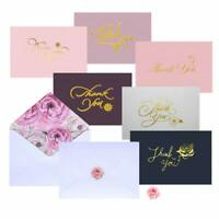 Thank You Cards with Envelopes Thank You Notes Greeting Cards Bulk set of 22