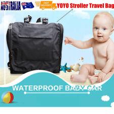 Oxford Fold Pushchair Stroller Travel Bag Carry Case Black for Babyzen for YOYO