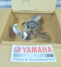 Yamaha Marine 68G-45972-10 Propeller OEM New Factory Boat Parts