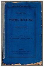 Diamants et pierres précieuses (Bibliothèque des merveilles)