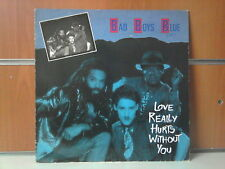 "BAD BOYS BLUE love really hurts without you 12"" MAXI 45T"