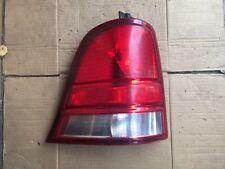 04 05 06 07 Ford Freestar Driver Side Tail Light Lamp Oem