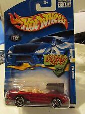 Hot Wheels Jaguar XK8 #161 Red