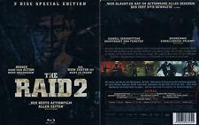 THE RAID 2 --- Blu-ray --- 2-Disc Special Edition --- im Schuber ---
