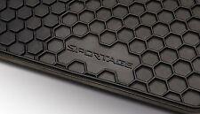 Genuine Kia Sportage 2011+ Rubber Floor Mats 3W130ADE10