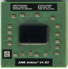 AMD Athlon 64 X2 TK-42 AMETK42HAX5DM Mobile CPU Processor Socket S1G1 638pin 1.6