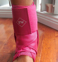 ANKLE SUPPORTS FLURO Blue & Pink  Ankle Sprains  Ankle Injury Prevention
