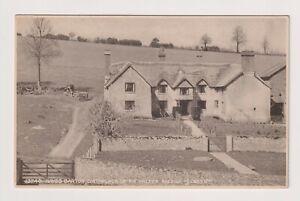 Devon postcard - Hayes Barton, Walter Raleigh, Budleigh Salterton (A3191)