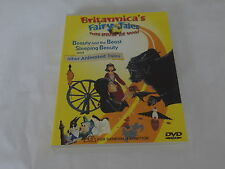 BEAUTY AND THE BEAST + SLEEPING BEAUTY AND OTHER ANIMATED TALES *BARGAIN PRICE*