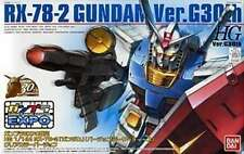 Modeling EXPO Limited HG 1/144 RX-78-2 Gundam Ver.G30th Clear Color Version