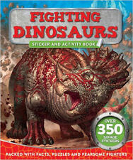 Fighting Dinosaurs (S a Dinosaur World), New,  Book
