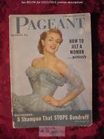 PAGEANT December 1952 ELAINE STEWART BING CROSBY JACKIE GLEASON ITALIAN BEAUTIES