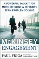 The McKinsey Engagement: A Powerful Toolkit For More Efficient and Effective Tea