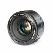 YONGNUO Kamera-Objektive mit Autofokus & manuellem Fokus für Canon